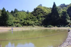 天候にも恵まれ、魚沼は気持ちの良い気候です。
